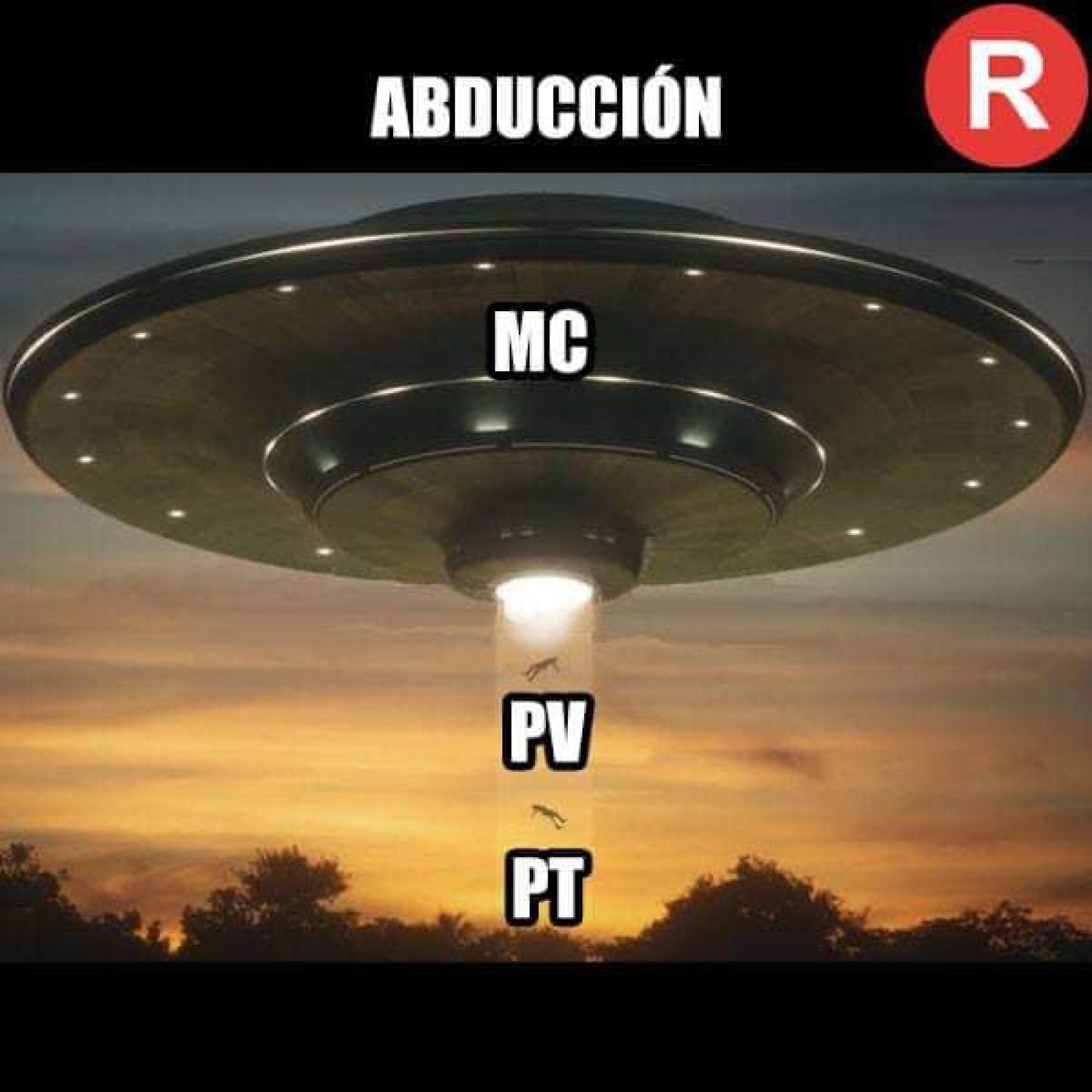 meme abduction